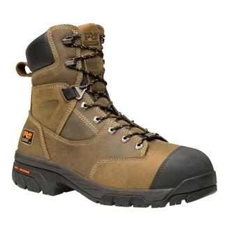 """Timberland PRO 8"""" Helix CT Brown"""
