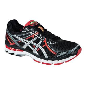 ASICS GT-2000 2 Black / Lightning / Red Pepper