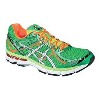 ASICS GT-2000 2 Classic Green / White / Orange Clown Fish