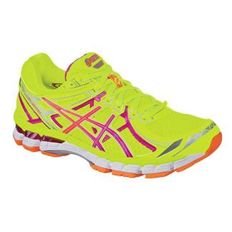 ASICS GT-2000 2 Flash Yellow / Hot Pink / Orange Clown Fish