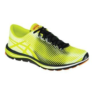 ASICS GEL-Super J33 Flash Yellow / Black / Flash Orange
