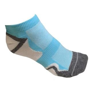 Catawba Sox Low Cut Mesh (2 pack) Light Blue