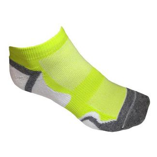 Catawba Sox Low Cut Mesh (2 pack) Lime Green