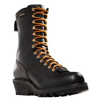 "Danner 10"" Quarry Logger 2.0 GTX Black"