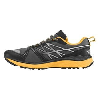 The North Face Single-Track Hayasa II Dark Shadow Grey / TNF Yellow