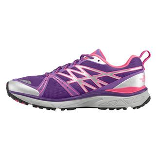 The North Face Single-Track Hayasa II Pixie Purple / Rocket Red