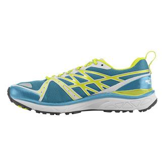 The North Face Single-Track Hayasa II Brilliant Blue / Sulphur Spring Green
