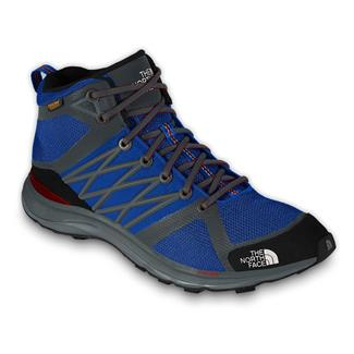 The North Face Litewave Guide Mid HyVent Nautical Blue / Dark Shadow Grey