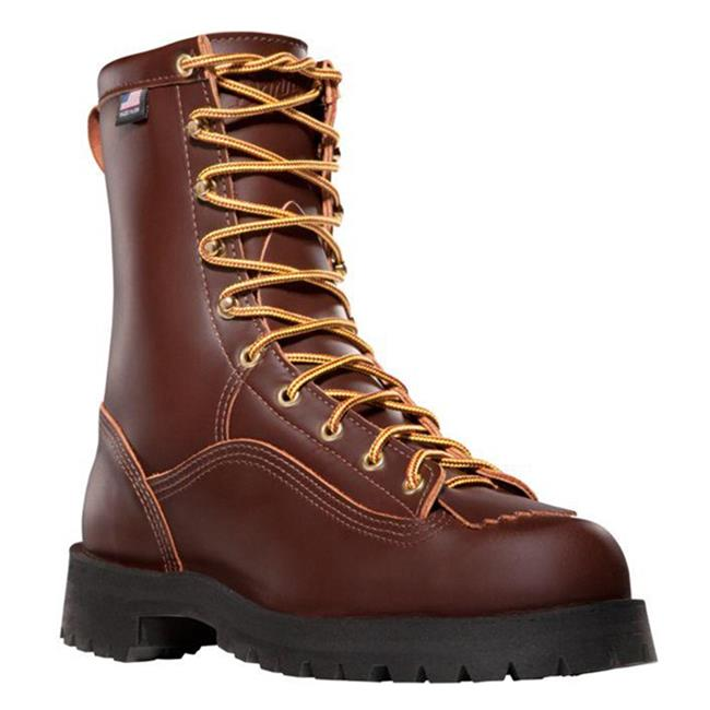 "Danner 8"" Rain Forest 200G Brown"