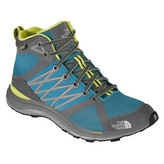 The North Face Litewave Guide Mid HyVent Brilliant Blue / Zinc Gray