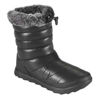 The North Face Thermoball Micro-Baffle Bootie Shiny TNF Black / TNF Black
