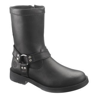 """Harley Davidson Footwear 9.5"""" Kaden Black"""