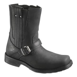 "Harley Davidson Footwear 8"" Troy Black"