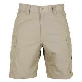 TRU-SPEC 24-7 Series Simply Tactical Cargo Shorts Khaki