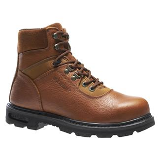 """Wolverine 6"""" Traditional ST Brown"""