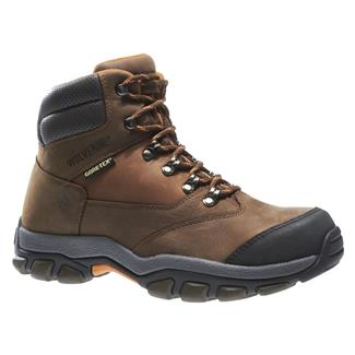 Wolverine Harden Hiker GTX ST Brown / Orange