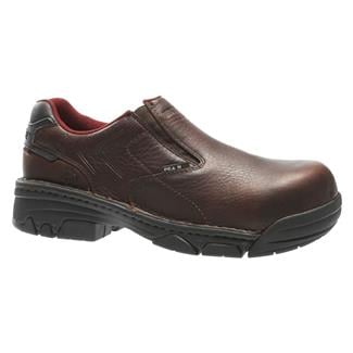 Wolverine Falcon Peak Slip-On CT Brown