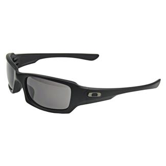 Oakley SI Fives Squared Matte Black (frame) - Warm Gray (lens)