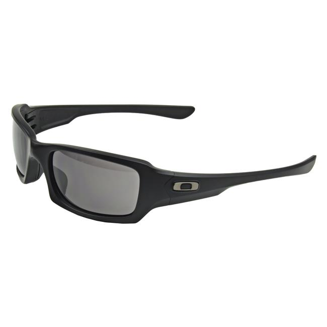823a67b24a7 Oakley SI Fives Squared   www.lesbauxdeprovence.com. Oakley SI Fives Squared  with Matte Black Frame and Grey Polarized Lens