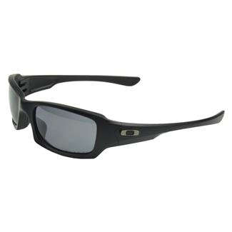 Oakley SI Fives Squared Gray Polarized Matte Black