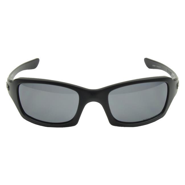 Oakley SI Fives Squared Gray Polarized Matte Black