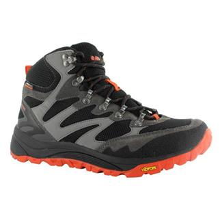 Hi-Tec V-Lite Sphike Mid WP Black / Charcoal / Red