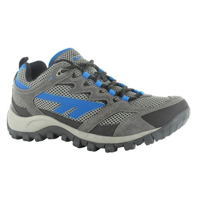 Hi-Tec Trail Blazer Charcoal / Blue / Black