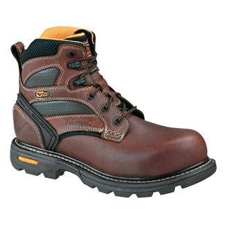 "Thorogood 6"" Gen Flex CT Brown"