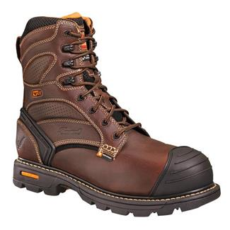 "Thorogood 8"" Gen Flex WP CT Brown"