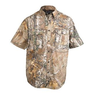 5.11 Short Sleeve Taclite Pro Shirts Realtree Xtra