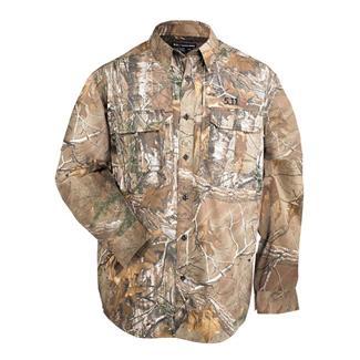 5.11 Long Sleeve Taclite Pro Shirts Realtree Xtra