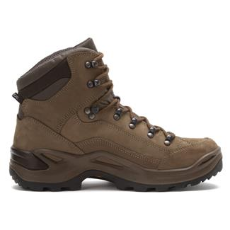 Lowa Renegade GTX Mid Stone / Brown