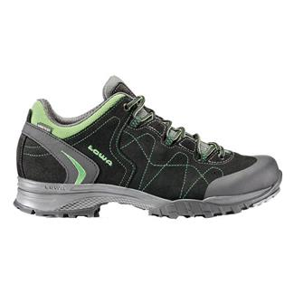 Lowa Focus GTX LO Black / Green