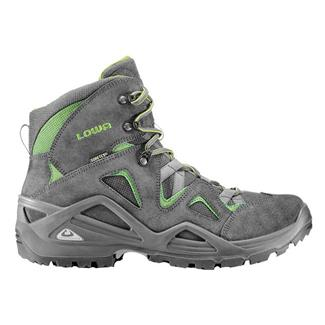 Lowa Zephyr GTX Mid TF Anthracite / Green