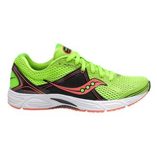 Saucony Fastwitch 6 Slime / Black / Coral