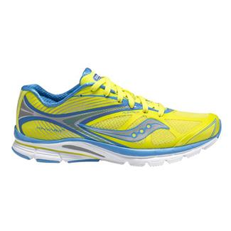 Saucony Kinvara 4 Yellow / Blue