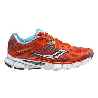 Saucony Mirage 4 Red / Blue / Yellow