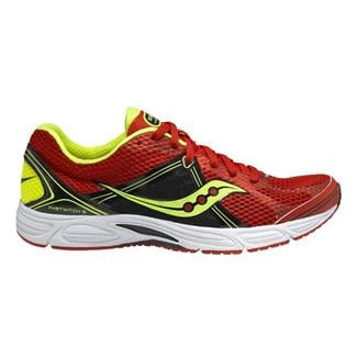 Saucony Fastwitch 6 Red / Black / Citron