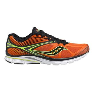 Saucony Kinvara 4 Orange / Black / Citron