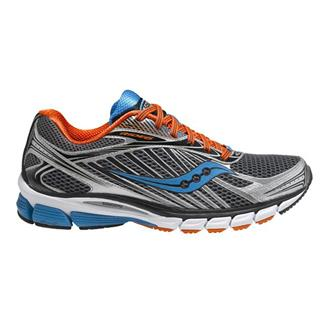 Saucony Ride 6 Gray / Orange / Blue