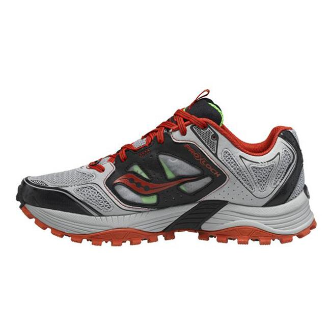Saucony Xodus 4.0 Gray / Red / Green