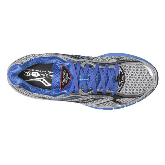 Saucony Guide 7 Silver / Blue / Black