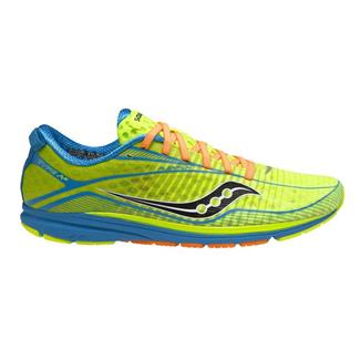 Saucony Type A6 Citron / Blue / Orange