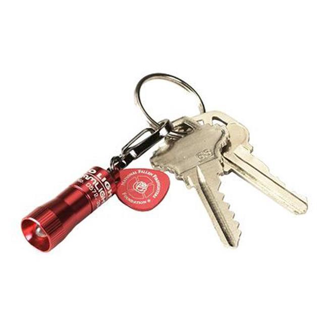 Streamlight Nano Key Chain Red