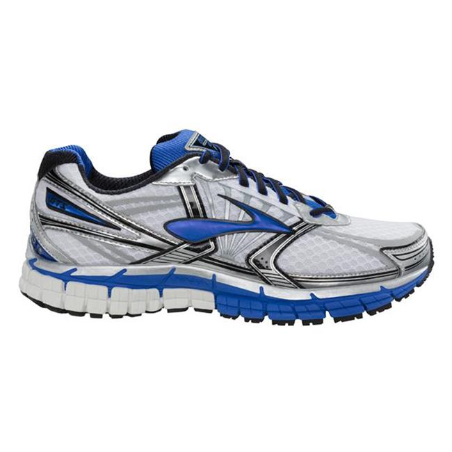 Brooks Adrenaline GTS 14 White / Electric / Silver