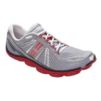 Brooks PureConnect 3 River Rock / High Risk Red / Black