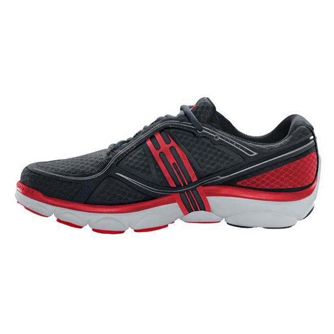 Brooks PureFlow 3 Black / High Risk Red / Anthracite