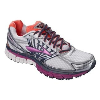 Brooks Adrenaline GTS 14 White / Fuchsia / Midnight