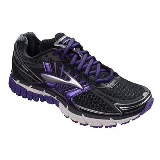 Brooks Adrenaline GTS 14 Black / Electric Purple / Silver