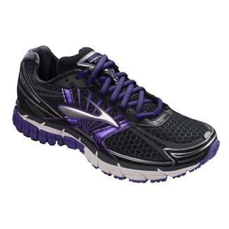 Brooks Adrenaline GTS 14 Black / Electric Purple / Silver